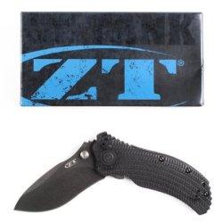 Zero Tolerance 0300Bw Folder Knife With Blackwash Speedsafe