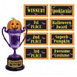 Halloween Party Multi - Label Halloween Trophy
