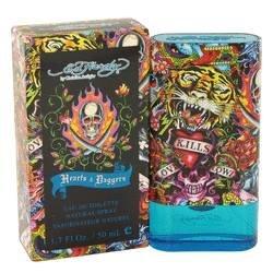 Ed Hardy Hearts & Daggers Cologne For Men 1.7 Oz Eau De Toilette Spray
