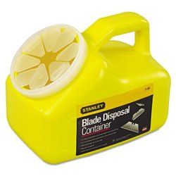Blade Disposal Containers Style: Price Each (Part# 11-080)