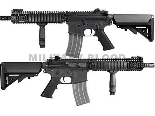 VFC Colt MK18 MOD1 ミリタリースペック 2015 DX版 ガスブロ BK