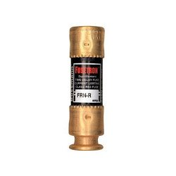 Bussmann Frn-R-60 60 Amp Fusetron Dual Element Time-Delay Current Limiting Fuse Class Rk5, 250V Ul Listed
