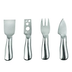True Fabrications 4-Piece Cheese Tools Set
