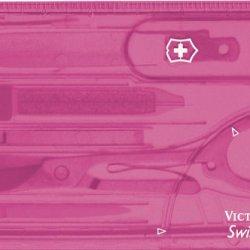 Victorinox Swisscard Pink.
