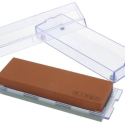 Naniwa Ht-0100 220+1000 Grit And Knife Combo Sharpening Stone With Case