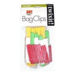 Twixit Clip Bag Sealers Set Random Colors Harold Imports