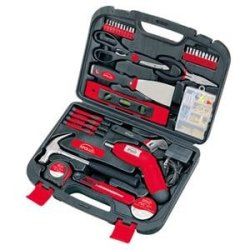 Apollo Tools Dt0773 135 Pc Household Kit