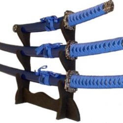 3Pc Set Samurai Sword Set
