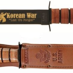 Knife, Korea 50Th Anniv, Army