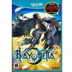 The Excellent Quality Bayonetta 2 Wiiu