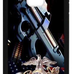 Lilichen Forever Collectible Usmc Marine Corps Case Cover For Samsung Galaxy S5(Laser Technology) -- Desgin By Lilichen