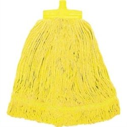 Syntex Kentucky Mop Head Yellow Coloured Yarn.