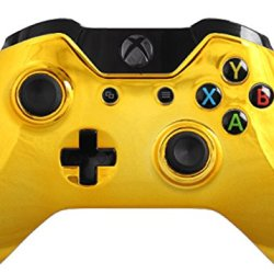 Custom Xbox One Controller Special Edition Gold Controller