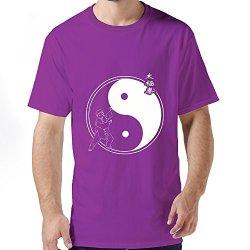 Vintage Tai Chi Mens Tee-Shirt