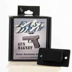 Fast Draw Gun Magnet