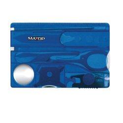 Dewang Swisscard Lite Pocket Tool (Blue)
