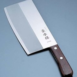 "Japanese Keisuirou Chinese Kitchen Chef'S Knife Chukagai Aki0601 Total Length 280 Mm (11.0"") 305G"