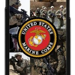 "Lilichen Forever Collectible Usmc Marine Corps Case Cover For Iphone 6 4.7"" -- Desgin By Lilichen"