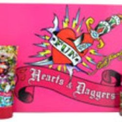 Women Christian Audigier Ed Hardy Hearts & Daggers Gift Set *** Product Description: Women Christian Audigier Ed Hardy Hearts & Daggers Gift Seted Hardy Hearts & Daggers Was Launched By The Design House Of Christian Audigier In The Year 2010. It ***