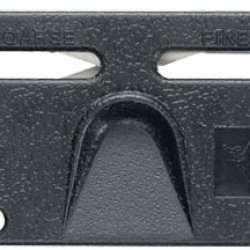 Fiskars Brands Inc Gerber Pocket Sharpener Coarse Fine Ceramic Stones Proper Grinding Angles