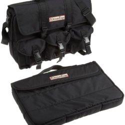 The Ultimate Edge 2001-Comp Computer Bag, Black