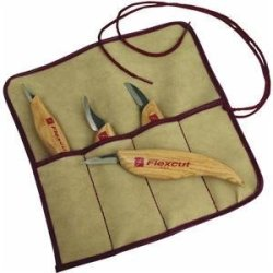 Flexcut Carving Kit - 4 Piece