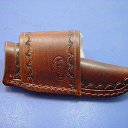 Size 5 1/2 Custom Leather Crossdraw Knife Sheath Schrade Ph 2 Knife Not 4Sale