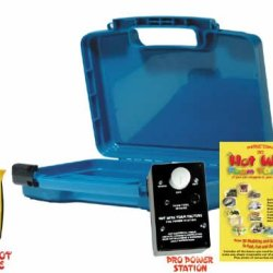 Pro 8In Hot Knife Tool Kit With Variable Heat Power Station