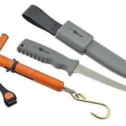 South Bend Combo Pack With Fillet Knife And Scale, 4-Piece