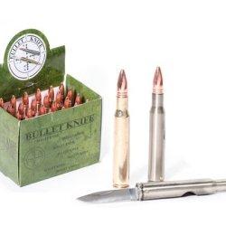 30-60 Bullet Knife 5 Inch