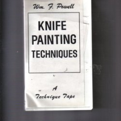 Knife Painting Techniques