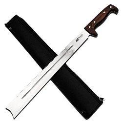 Mtech Usa Mt-20-09T Machete Knife 23.5-Inch Overall