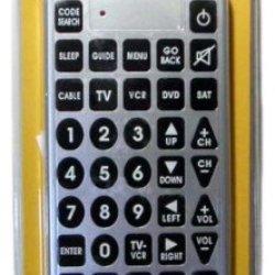 Jumbo Universal Remote Control Case Pack 12 Jumbo Universal Remote Control Case Pack 12