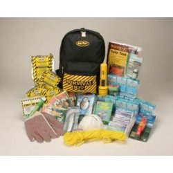422617 - Back Pack Emergency Survival Kit - Deluxe 4 Person
