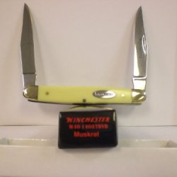 Winchester Outdoorsman Muskrat Knife W40 14027Byb New In Box