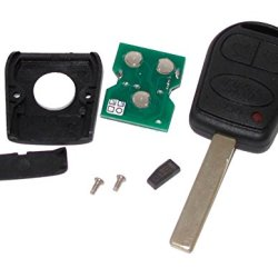 For Land Range Rover 3 Button L322 Vogue Hse Remote Key 433Mhz + Chip Full Key Fob