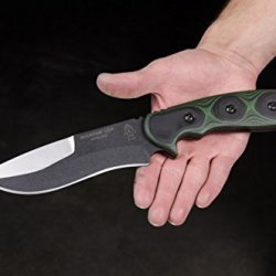 Tops Knives Mountain Lion Fixed Blade Knife Tpmtln01