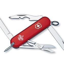 Victorinox Swiss Army Boy Scouts Of America ® Manager Red Multitool
