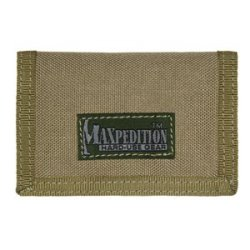 Maxpedition Gear Micro Wallet, Khaki