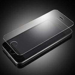 Duracircleâ© Patented Technology - Premium Tempered Glass Screen Protector For Iphone 5C (Grade 1) 0.3 Mm Thickness - Mobile Accessories
