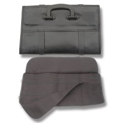 Carry All Knife Roll Holds (52) Knives (Not Included)