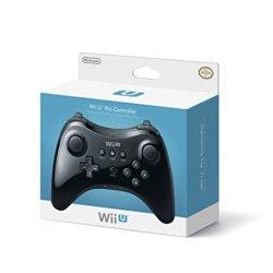 Nintendo Pro Controller Black - Nintendo Wii U