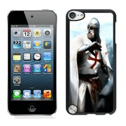 Diy Assassins Creed Desmond Miles Guard Helmets Knife Fist Attack Ipod Touch 5Th Generation Black Phone Case