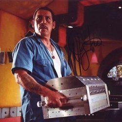 Danny Trejo Signed *Machete* 8X10 Photo Machete Cortez W/Coa #2