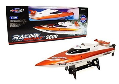 TurboTech-S600-24-GHz-4-Channel-Remote-Control-RC-Racing-Boat