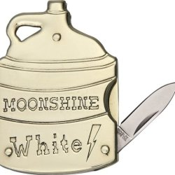 Novelty Cutlery Moonshine Jug