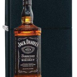 Zippo Jack Daniels Bottle Pocket Lighter