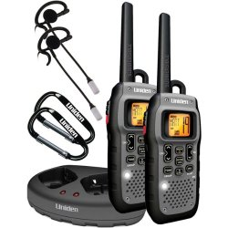2-Way Submersible/Floating Gmrs/Frs Radios With Up To 50-Mile Range 2-Way Submersible/Floating Gmrs