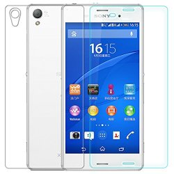Nillkin 9H Anti-Burst Tempered Glass Protective Skin Film Screen Protector Compatible For Sony Xperia Z3