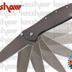 "Ks1660Ckt Kershaw Leek Z2Ds8L3 Spring Assisted Black. 4"" Closed Framelock Folding Knife Edge Sharp Steel Ytkbio Tikos567 Bgf ""Kershaw Ugbhxbtxb2 Leek A/O Black. 4"""" Closed Framelock. Sandvik 14C28N Stainless Blade With Black Tungsten Dlc Coating. 410 Stai"
